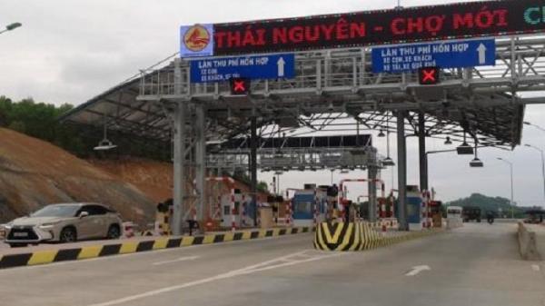 Dự án BOT Thái Nguyên - Chợ Mới: Bất đồng phương án thu phí
