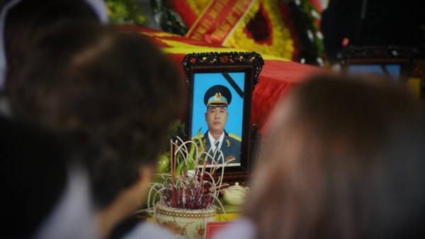 Đại tá phi công hy sinh: Chiều nay đất mẹ Thái Bình đón anh về