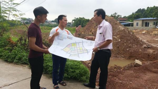 Thái Nguyên: Xây dựng còn dở dang, cò đất đã bán nền trên giấy