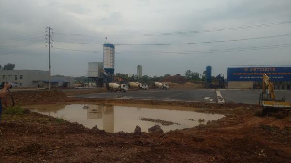 Thái Nguyên: Khu công nghiệp chậm tiến độ, bỏ lỡ nhiều cơ hội thu hút đầu tư