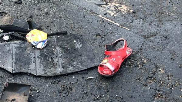 Xe đi rước dâu gặp tai nạn khiến 17 người thương vong có cả trẻ em