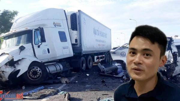 Xe chú rể gặp nạn 13 người chết: Lời kể tài xế chở đồ lễ