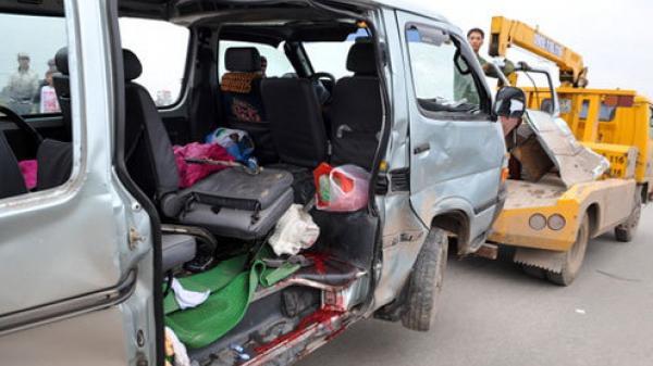 Thái Nguyên cũng từng có vụ tai nạn thảm khốc biến đám cưới thành đại tang