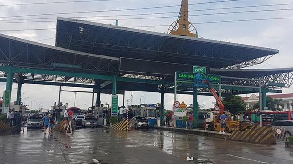 NÓNG: Sở GTVT Nam Định lên tiếng về BOT Mỹ Lộc