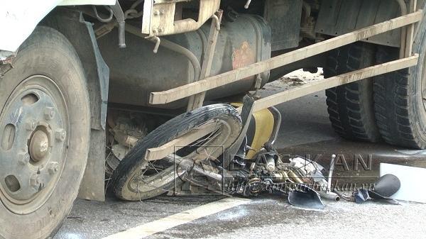 Bắc Kạn: Kinh hoàng vụ tai nạn giao thông khiến 1 người tử vong