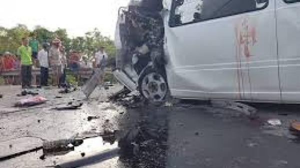 Thông tin bất ngờ về chiếc xe đón dâu đâm xe đầu kéo khiến 13 người tử vong thương tâm