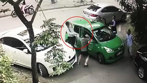 Khởi tố chủ xe Mercedes đập gạch vào đầu tài xế taxi quê Nam Định chỉ vì bấm còi inh ỏi