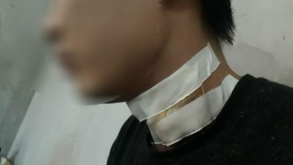 Thông tin mới nhất về vụ tài xế taxi bị cứa cổ ở Bắc Ninh