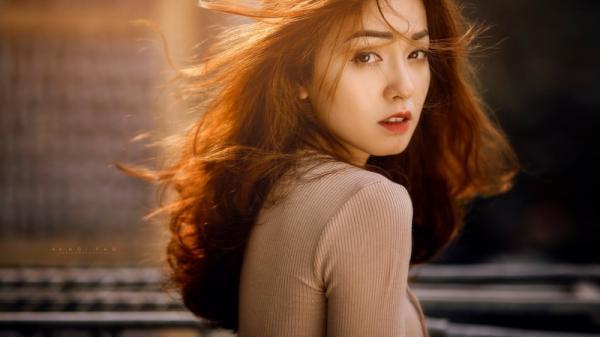 Nữ sinh Y Dược Thái Nguyên chỉ cao 1m55 vẫn đẹp mê hồn, rất giống với idol Hàn Quốc