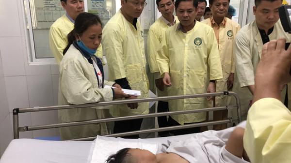 Vụ tai nạn trên đường đi đón dâu khiến 13 người tử vong: Có kẻ mạo danh trục lợi