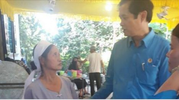 Người thân òa khóc khi công nhân nhà máy tiết lộ về con người chú rể Nguyễn Khắc Long