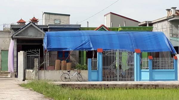 Thái Bình: Điều tra vụ 2 vợ chồng tử vong bất thường trong căn nhà khoá trái cửa