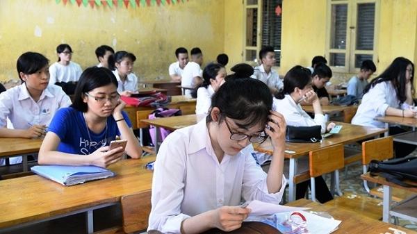 Thông tin mới nhất sau khi rà soát điểm thi THPT quốc gia 2018 tại Thái Nguyên