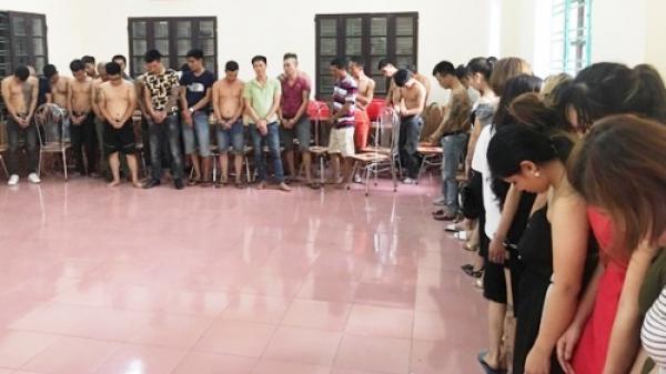 Thái Bình: Biến trang trại cá thành động lắc phục vụ dân chơi quê lúa