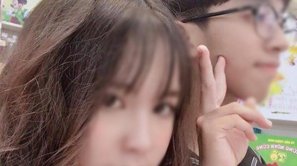 Nữ sinh khốn đốn vì bị hiểu nhầm là nhân vật chính trong clip thân mật bị quay lại từ camera an ninh trong quán trà sữa ở Thái Nguyên