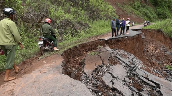 Bắc Kạn: Có mưa to ở nhiều nơi, đề phòng sạt lở nghiêm trọng