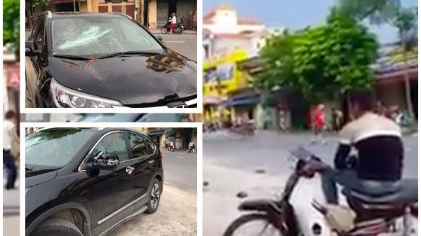 Người đàn ông dùng kiếm đập phá ô tô tiền tỷ có thể bị khởi tố