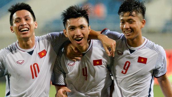 Văn Hậu ghi bàn tuyệt đẹp giúp U23 Việt Nam đánh bại U23 Oman