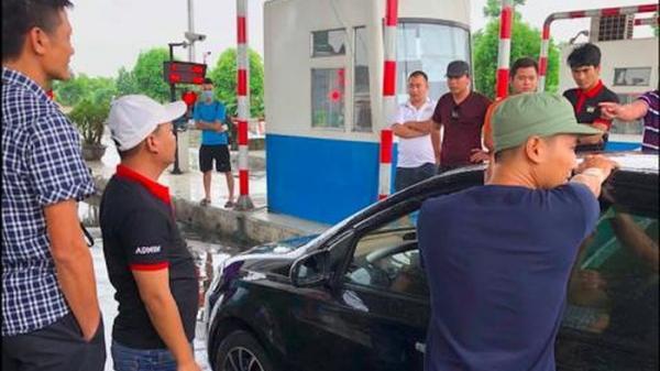 Nam Định: Đề nghị Công an vào cuộc đảm bảo trật tự tại trạm BOT Mỹ Lộc