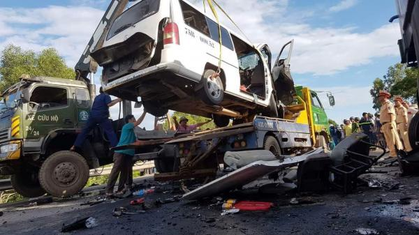 Kết luận nguyên nhân vụ xe rước dâu gặp tai nạn thảm khốc
