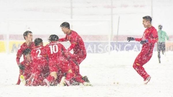 Olympic Việt Nam vs Olympic Uzbekistan: Tái hiện ký ức sân Thường Châu đầy kịch tính