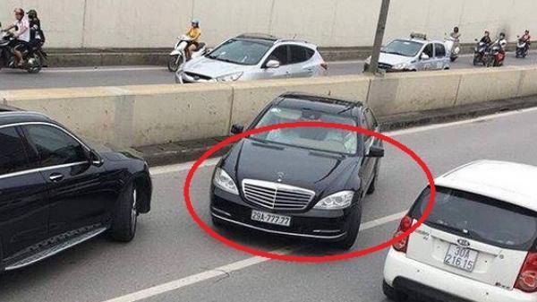Hà Nội: Lời khai của nam tài xế Mercedes biển ngũ quý chạy ngược chiều trong hầm Kim Liên
