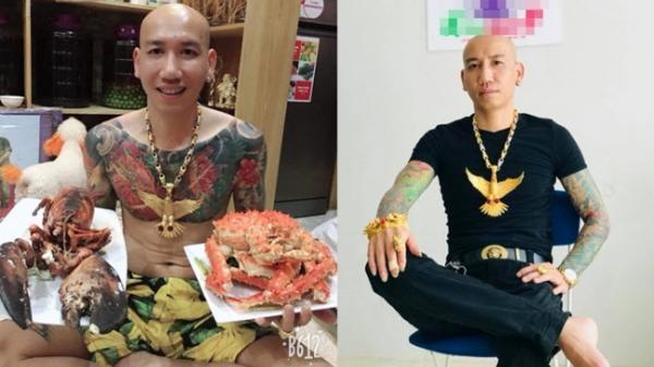 """Lộ danh tính THẬT của người đàn ông tự xưng """"đeo nhiều vàng nhất Việt Nam"""" đang gây bão MXH"""