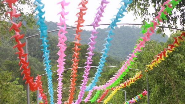 Không xa Nam Định, có ngọn đồi chong chóng - Địa điểm check in siêu lãng mạn của giới trẻ