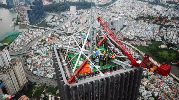 Cuộc đua xây nhà chọc trời ở Việt Nam đang diễn ra như thế nào?