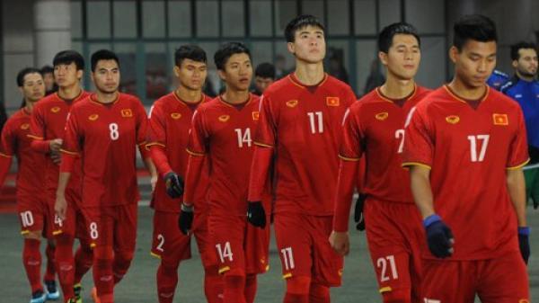 Văn Đức tỏa sáng, U23 Việt Nam hòa kịch tính U23 Uzbekistan