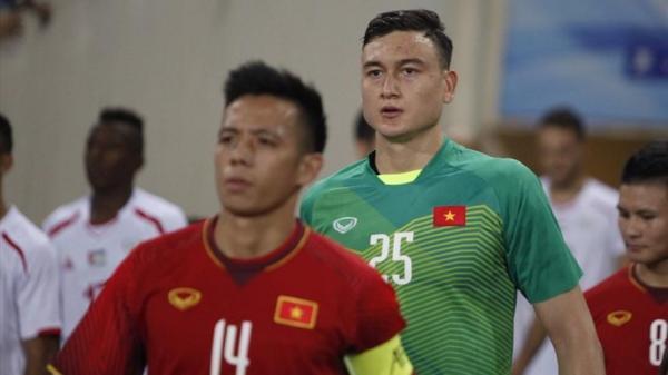 HLV Park Hang-seo CHÍNH THỨC công bố 20 cầu thủ U23 Việt Nam dự ASIAD, thủ môn Đặng Văn Lâm BỊ LOẠI... tức tưởi