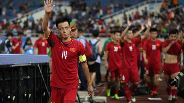 Bất ngờ: Văn Quyết - 'vật tế thần' của đội tuyển Olympic Việt Nam?
