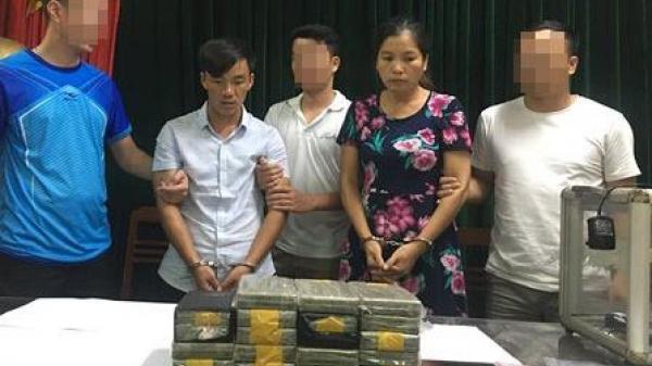 """Bất ngờ chân dung """"bà trùm"""" mua hơn 9 tỷ đồng ma túy từ Lóng Luông về Thái Nguyên"""