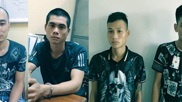 Thái Nguyên: Triệt phá nhóm cướp tài sản tinh vi của lái xe trên cao tốc