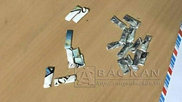 Bắc Kạn: Bắt khẩn cấp hai đối tượng mua bán ma túy trái phép