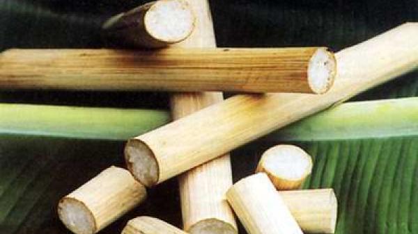 Cơm lam – Nét văn hoá ẩm thực Bắc Kạn