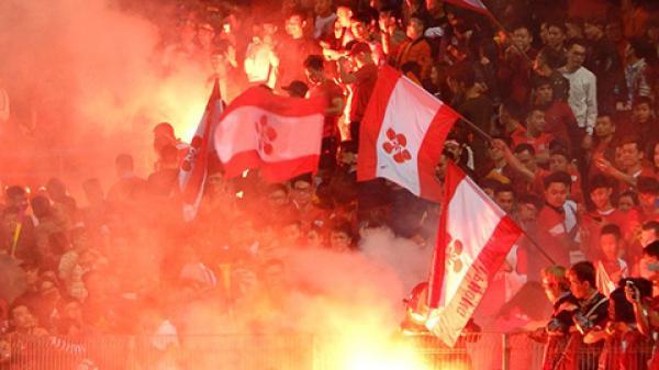 Vòng 21 V.League: CLB Nam Định đang gặp khó khăn lại bị phạt 20 triệu đồng chỉ vì lý do này