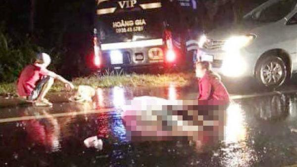 Tai nạn kinh hoàng, va chạm với xe ôtô, hai thanh niên tử vong tại chỗ