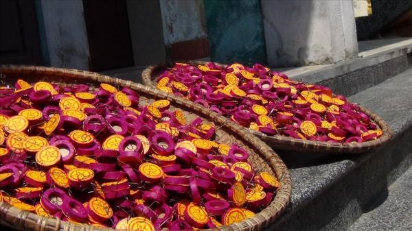 Trung thu này về Nam Định, có một thứ đồ chơi truyền thống không thể thiếu mà giá chỉ 2.000 đồng