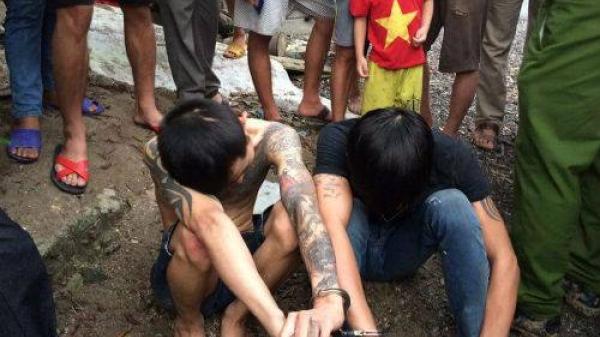 Bắc Kạn: Thót tim vụ chủ quán cơm chạy bộ bắt 2 nghi phạm cướp taxi