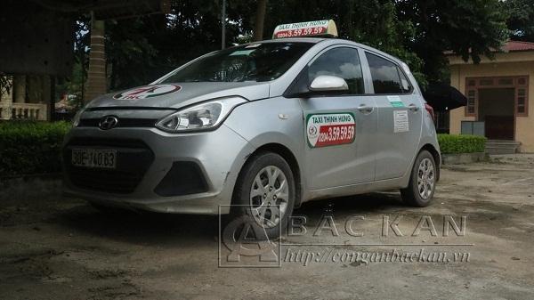 Bắc Kạn: Lộ diện 2 đối tượng trong vụ cướp taxi gây chấn động