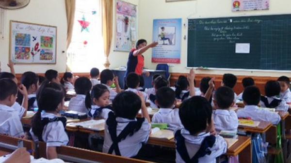 Nam Trực (Nam Định): Thực hiện Đề án sáp nhập các trường học từ năm 2018