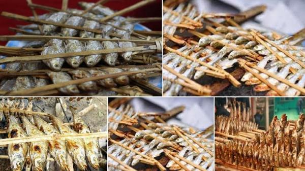 Cá nướng Ba Bể - món nhậu hấp dẫn cho du khách