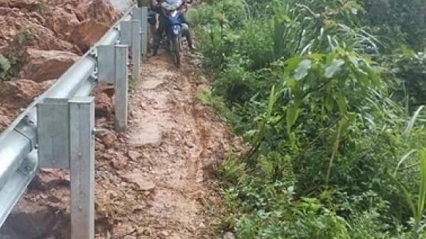 Bạch Thông tiếp tục bị thiệt hại nặng nề do mưa lớn