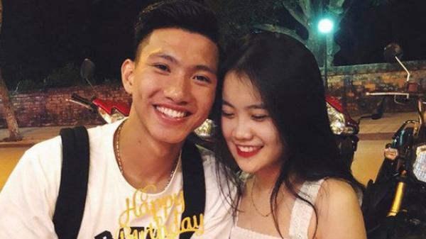 Hết Tết, Đoàn Văn Hậu quê Thái Bình dành ngày nghỉ cuối cùng bên bạn gái trước khi hội quân với CLB Hà Nội