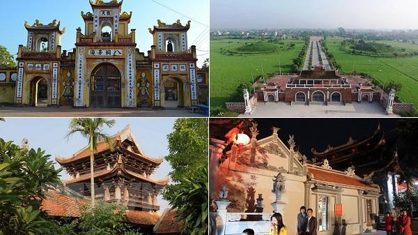 Những ngôi đền, chùa linh thiêng nổi tiếng Thái Bình nhất định phải đi đầu năm Kỷ Hợi 2019