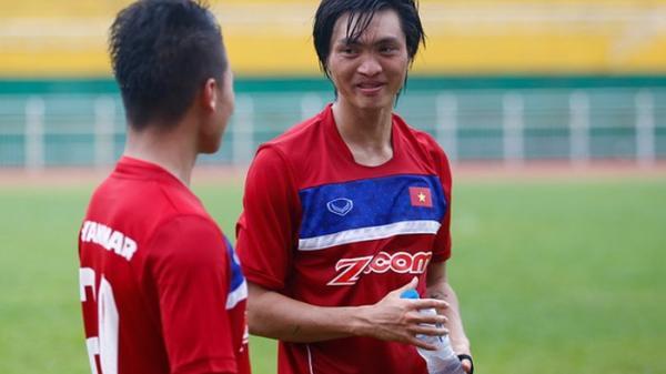 BẤT NGỜ thay cầu thủ Nguyễn Tuấn Anh quê Thái Bình làm đội trưởng HAGL