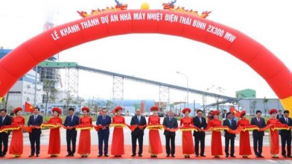 CHÍNH THỨC: Nhiệt điện Thái Bình đi vào hoạt động