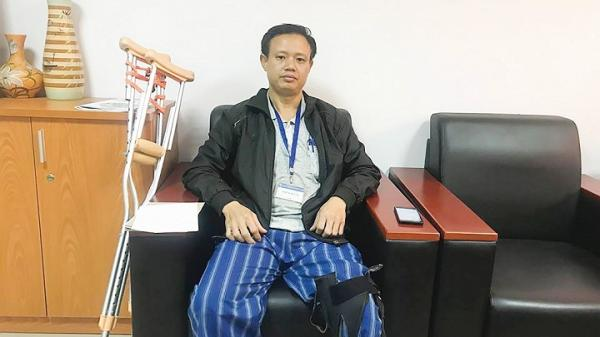 """Thanh niên Thái Bình """"tố"""" bị Giám đốc một doanh nghiệp """"quỵt"""" tiền lương và h.ành h.ung"""
