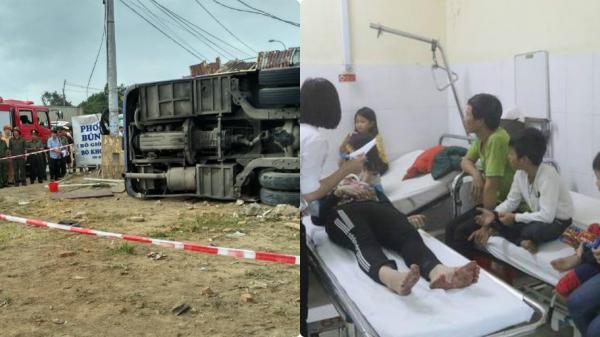 Xác định danh tính nạn nhân vụ xe khách t.ông nhà dân: Có nhiều hành khách quê Thái Bình